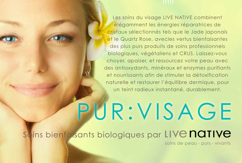 Livenative.fr Carte Cadeau